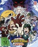 My Hero Academia. Staffel.4.1, 1 DVD (Limited Edition mit Sammelschuber)