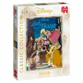 Disney Classic Collection Susi & Strolch (Puzzle)