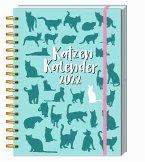 Katzenkalender 2022 - Buchkalender