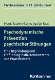 Psychodynamische Prävention psychischer Störungen