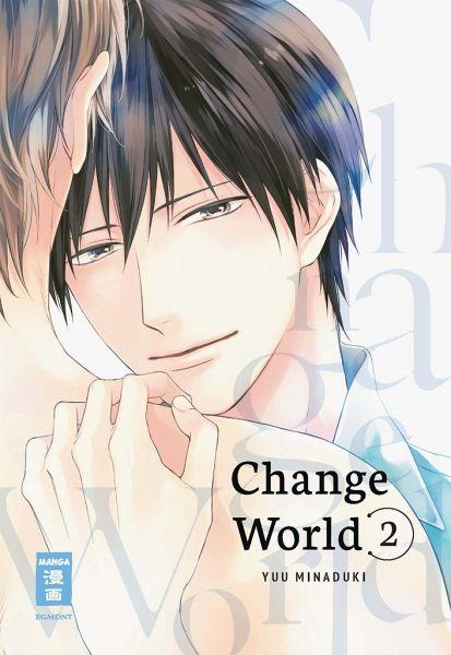 Buch-Reihe Change World