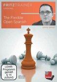 The Flexible Open Spanish, DVD-ROM