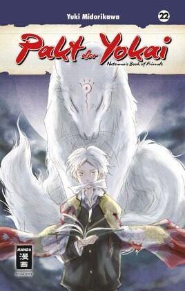 Buch-Reihe Pakt der Yokai