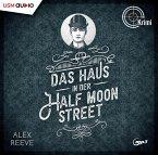 Das Haus in der Half Moon Street / Leo Stanhope Bd.1 (1 Audio-CD)