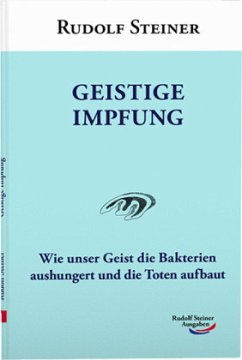 Geistige Impfung - Steiner, Rudolf