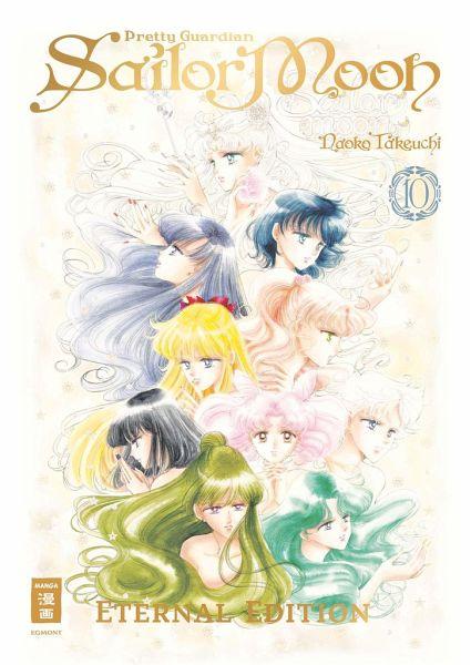 Buch-Reihe Pretty Guardian Sailor Moon - Eternal Edition