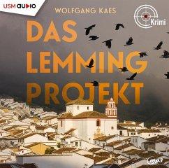 Das Lemmingprojekt - Kaes, Wolfgang