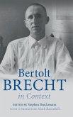 Bertolt Brecht in Context
