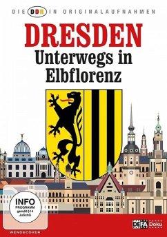 Die DDR In Originalaufnahmen-Dresden - Ddr In Originalaufnahmen,Die
