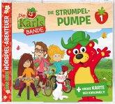 Die Karls Bande - Die Strumpel-Pumpe, 1 Audio-CD