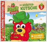 Die Karls Bande - Die Kräuter-Kutsche, 1 Audio-CD