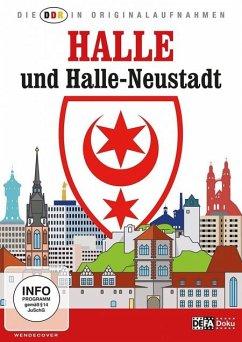 DDR In Originalaufnahmen-Halle Und Halle-Neustadt - Ddr In Originalaufnahmen,Die