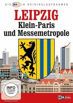 Die DDR In Originalaufnahmen-Leipzig - Ddr In Originalaufnahmen,Die