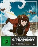 Steamboy Limited Collector's Edition