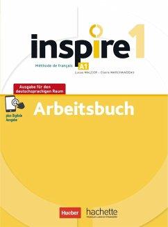 Inspire 1 - Ausgabe für den deutschsprachigen Raum - Malcor, Lucas;Marchandeau, Claire