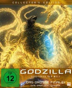 Godzilla: Zerstörer der Welt Collector's Edition