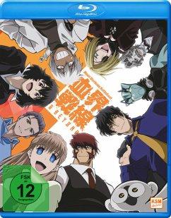 Blood Blockade Battlefront - Staffel 2 - Vol.3 (Ep. 9-12) Limited Edition