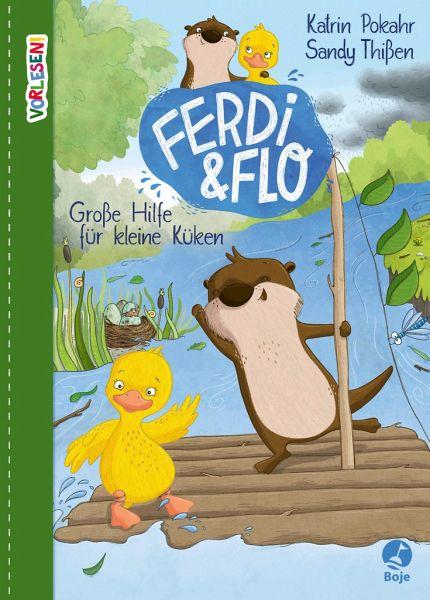 Buch-Reihe Ferdi & Flo