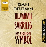 Illuminati / Sakrileg / Das verlorene Symbol, 3 MP3-CD