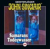 Samarans Todeswasser / Geisterjäger John Sinclair Bd.151 (Audio-CD)