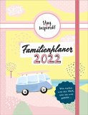 XXL Familienplaner 2022 für bis zu 8 Personen. Familienkalender 2022 Ringbuch mit stabilem Hardcover. Viel Platz für Termine, Aufgaben, Todos und Haushaltsplanung. Inklusive Monatsüberblick, Jahresübersicht, Stundenplan, Feiertage, Schulferien uvm.
