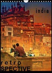 india RETROspective - Indien Kalender (Wandkalender 2022 DIN A4 hoch)