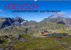 NORDISCH (Wandkalender 2022 DIN A2 quer)