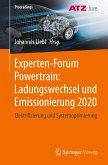 Experten-Forum Powertrain: Ladungswechsel und Emissionierung 2020
