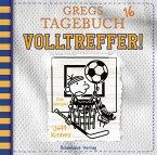 Volltreffer! / Gregs Tagebuch Bd.16 (Audio-CD)