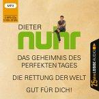 Das Geheimnis des perfekten Tages / Die Rettung der Welt / Gut für dich!, 3 MP3-CD