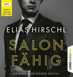Salonfähig, MP3-CD - Hirschl, Elias