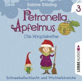 Schneeballschlacht und Wichtelstreiche / Petronella Apfelmus Bd.3 (Audio-CD)