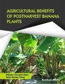 Agricultural Benefits of Postharvest Banana Plants (eBook, ePUB)