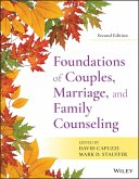 Foundations of Couples, Marriage, and Family Counseling (eBook, PDF)