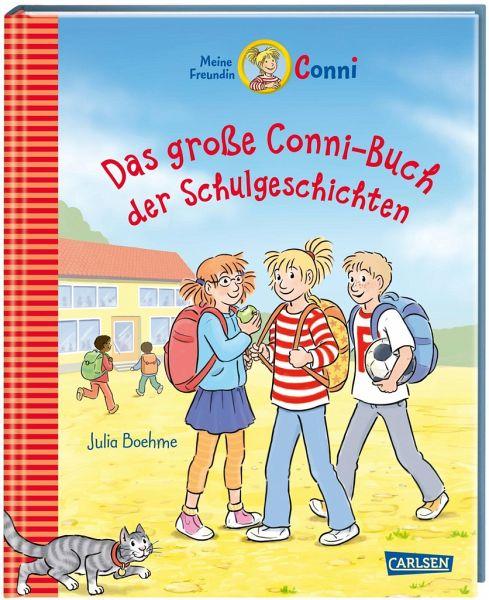 Conni-Erzählbände: Das große Conni-Buch der Schulgeschichten