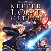 Der Aufbruch / Keeper of the Lost Cities Bd.1 (12 Audio-CDs)