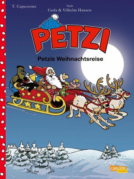 Buch-Reihe Petzi - Der Comic