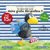 Der kleine Rabe Socke - Meine große Hörspielbox 2, 3 Audio-CDs
