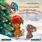 Der kleine Siebenschläfer: Ein Lichterwald voller Weihnachtsgeschichten, 1 Audio-CD