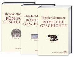 Römische Geschichte - Mommsen, Theodor