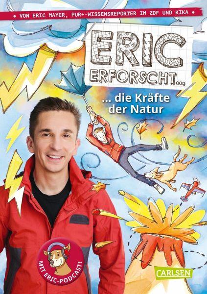 Buch-Reihe Eric erforscht ...
