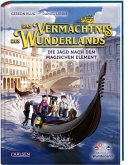 Das Vermächtnis des Wunderlands. Die Jagd nach dem magischen Element / Abenteuer Miniatur Wunderland Bd.2