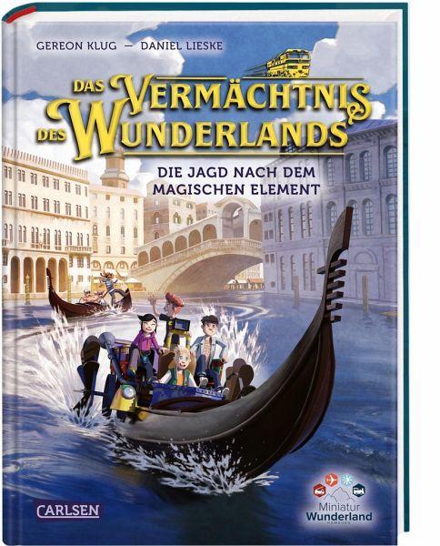 Buch-Reihe Abenteuer Miniatur Wunderland