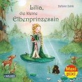 Maxi Pixi 355: Lilia, die kleine Elbenprinzessin