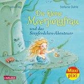 Maxi Pixi 358: Die kleine Meerjungfrau und das Seepferdchen-Abenteuer