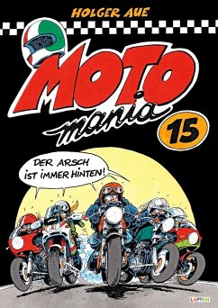 MOTOmania Bd.15 - Aue, Holger