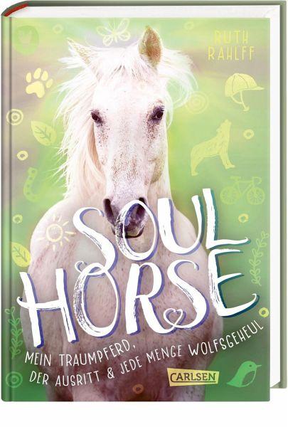 Buch-Reihe Soulhorse
