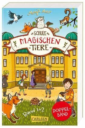 Doppelband: Die Schule der magischen Tiere & Voller Löcher! / Die Schule der magischen Tiere Bd.1+2