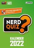 Rocket Beans TV - Nerd Quiz-Kalender 2022 mit Fragen rund um Games, Filme und Popkultur