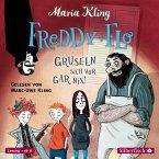 Freddy und Flo gruseln sich vor gar nix!, 2 Audio-CD